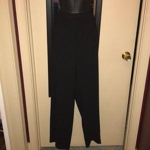 Size 14 lined Kasper black dress pants